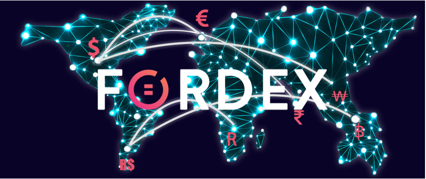 Presenting ForDeX (a DEX for Foreign Exchange and more!)